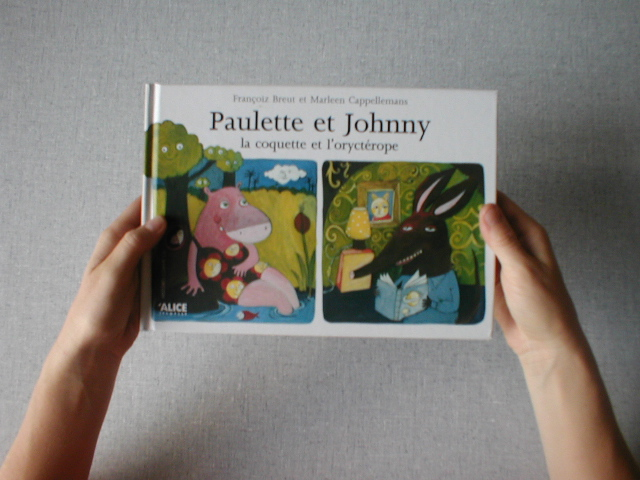 Paulette et Johnny